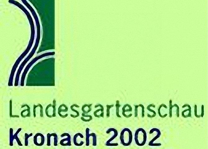 Logo der LGS Kronach