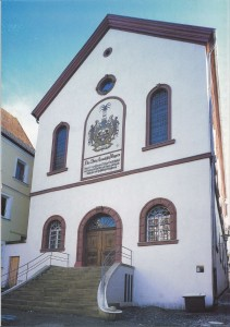 Historisches Rathaus in Kronach
