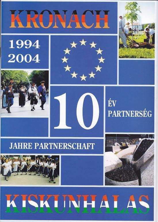 10-Jahre Städtepartnerschaft