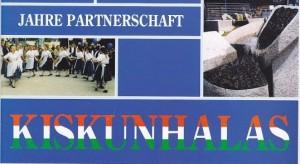 20 Jahre Partnerschaft mit Kiskunhalas